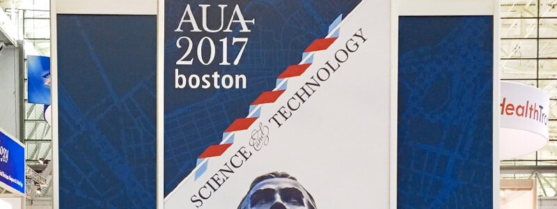 Médicos da Uromed participam do AUA 2017