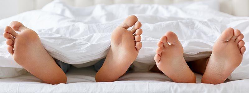 É normal sentir ardência após a relação sexual?