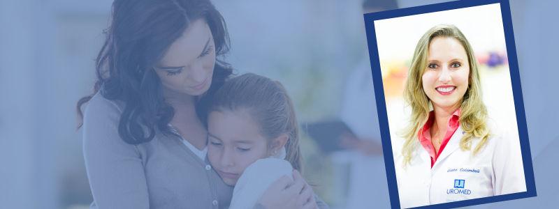 Dra. Eliete Colombeli explica: sintomas da insuficiência renal em crianças